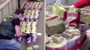 "Drogen in Konservendosen: Kriminelle ""Tomatenhändler"" beliefern ganz Europa"
