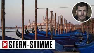 Venedig ohneCrocträger - das ist die Saison 2020.