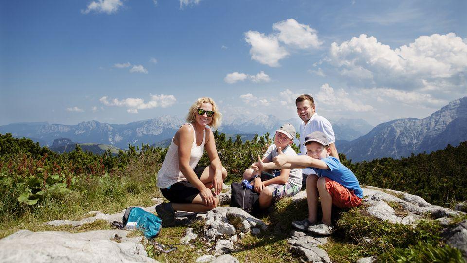 Österreich-Urlaub