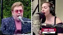 The Rolling Stones, Lady Gaga, Elton John – Über 100 Stars spielen Online-Benefizkonzert