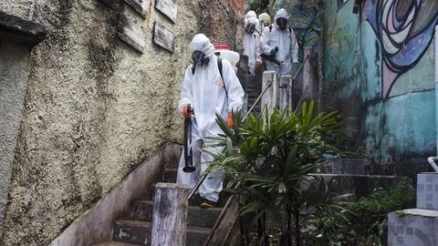 Brasilien, April 2020: Corona in den Favelas: Wenn Drogenbanden die Ausgangssperre kontrollieren
