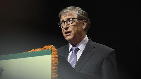 Bill Gates wird zum Opfer von Verschwörungstheoretikern.
