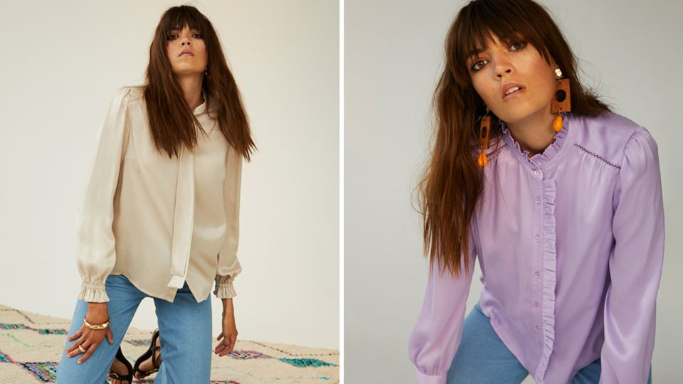 Modetrend Bluse: Diese Modelle tragen wir jetzt