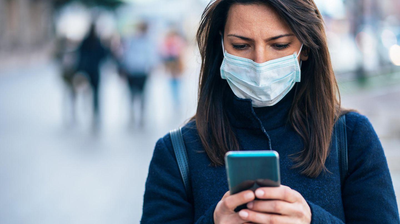 Die Contact-Tracing-App ist einer der großen Hoffnungsträger der Bundesregierung beim Kampf gegen das Coronavirus (Symbolbild)