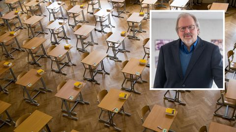 Heinz-Peter Meidinger, Präsident des Deutschen Lehrerverbandes