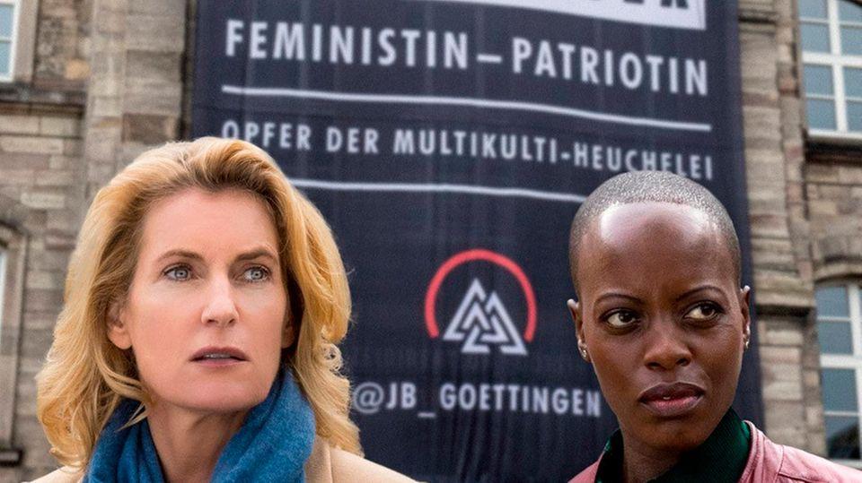 """Tatort"" aus Göttingen"