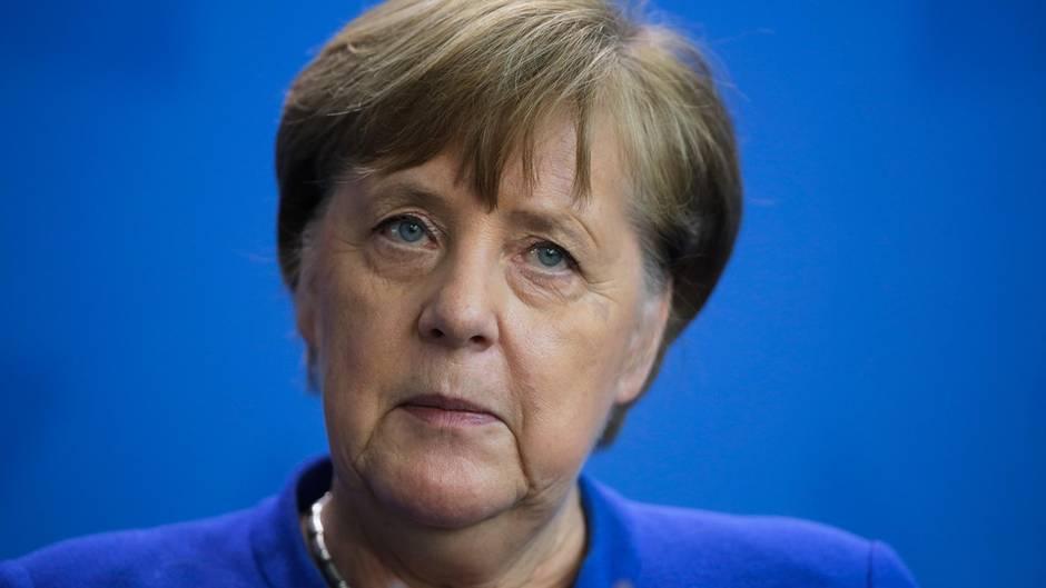 Angela Merkel über Coronavirus: