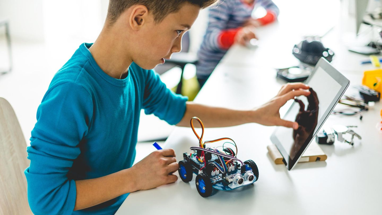 Robotik für Kinder