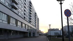 Das städtische Krankenhaus Nr. 52 in Moskau: Eine Stunde nach ihrer Entlassung ist eine Patientin der Klinik gestorben