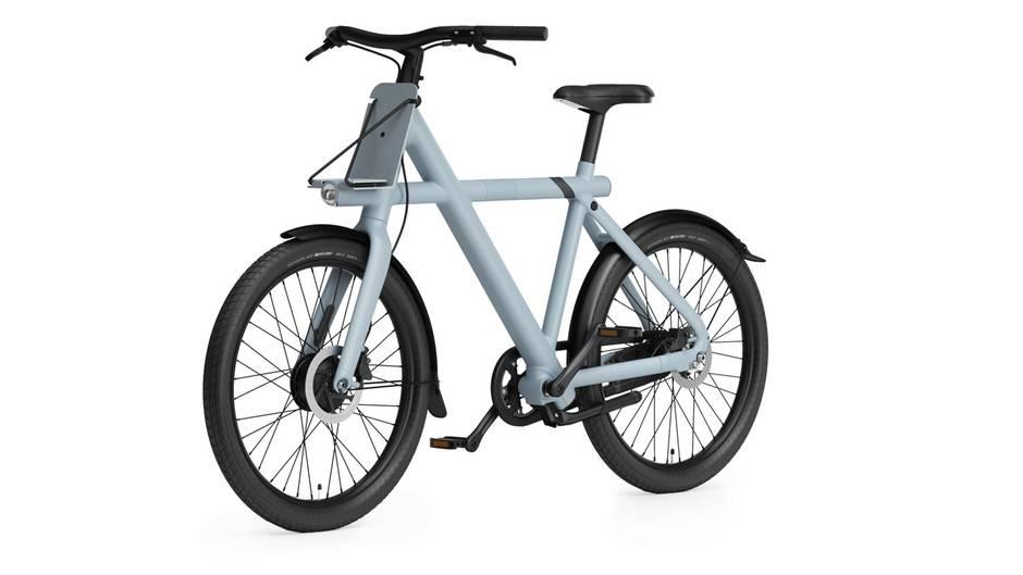 Das kleinere X3 ist für die City eine kluge Wahl. Das Rad ist kompakter. Auf- und Absteigen fällt leichter. Beide Varianten gibt es in zwei Farben.