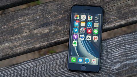 Huch, wir kennen uns doch? Das iPhone SE (2020) sieht von vorne aus wie das iPhone 8.