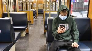 Corona durch Technik bekämpfen: Eine App auf dem Handy soll Menschen zeigen, ob sie Kontakt mit einem Covid-19-Infizierten hatten