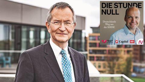 Centogene-Chef Arndt Rolfs