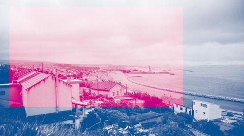 L'Estaque bei Marseille