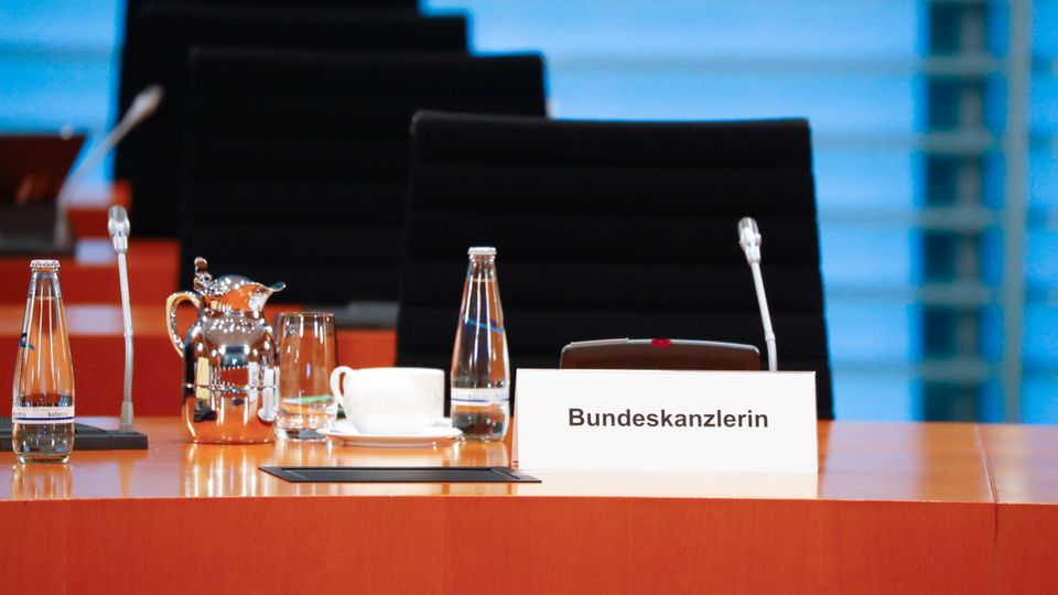 Merkel in Quarantäne
