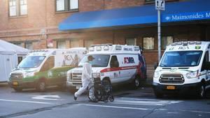 Krankenhaus Brooklyn