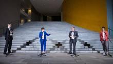 Spitzen von Union und SPD beschließen Anhebung von Kurzarbeitergeld