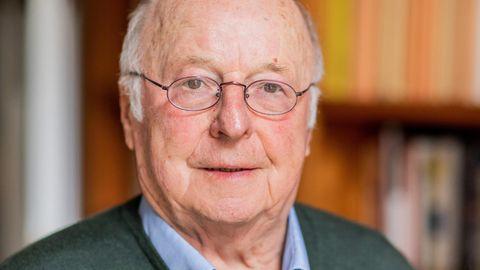 Norbert Blüm, ehemaliger Arbeits- und Sozialminister, wurde 84 Jahre alt