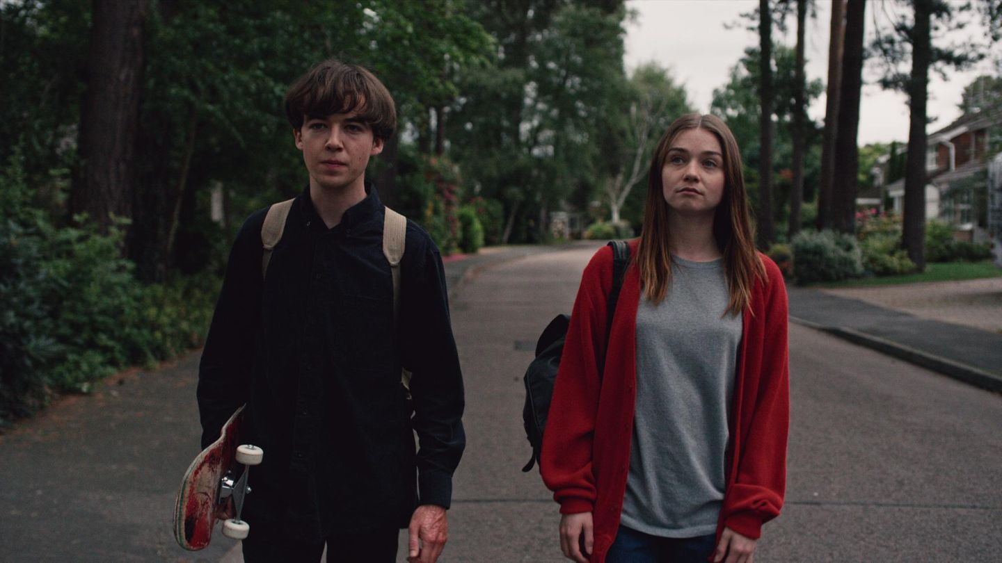 """Serien-Tipps """"The End of the F***ing World"""""""