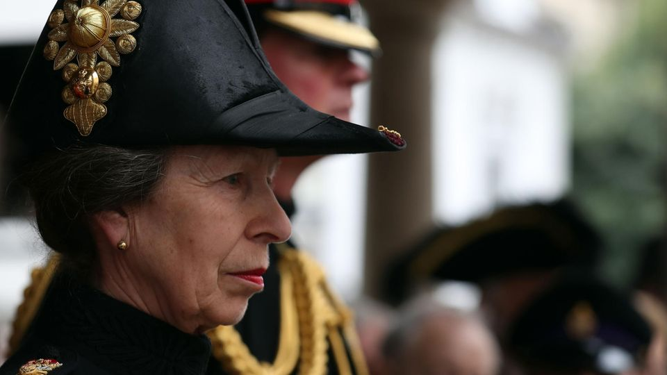 Inzwischen ist Prinzessin eine britische Stilikone.