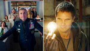 """Neben """"Space Force"""" (Netflix) und """"Code 8"""" (Amazon Prime Video) kommen noch zahlreiche andere Highlights zu den Streamingdiensten"""