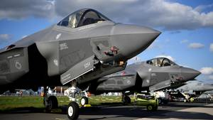 Lockheed Martin F-35 Tarnkappen Mehrzweck Kampfjet der USA