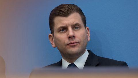 Ex-AfD-Pressesprecher Christian Lüth