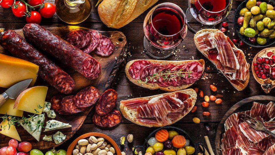 Studie zur Ernährung: Essen und Krebs? Welche Lebensmittel und Getränke das Krankheitsrisiko erhöhen können