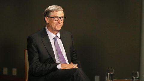 Bill Gates lobt Merkel