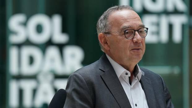 SPD Parteichef Norbert Walter-Borjans