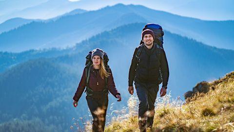 Vomm im Trend 2020:Wandern in der Natur vor der eigenen Haustür