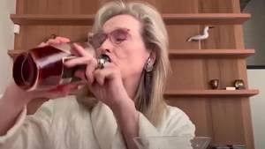 US-Schauspielerin Meryl Streep feiert Instagram-Debüt mit 70 Jahren