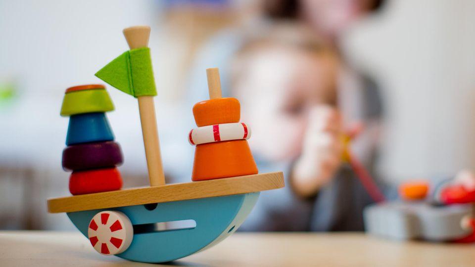 34,3 Prozent der Kinder unter drei Jahren besuchen eine Kita