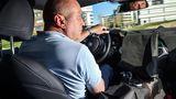 Der BMW 4er Prototyp liegt gut in der Hand