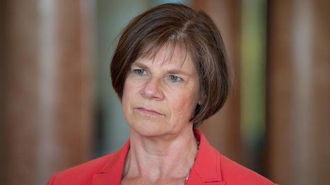 Ulrike Protzer, Direktorin des Instituts für Virologie an der Technischen Universität München (TUM)