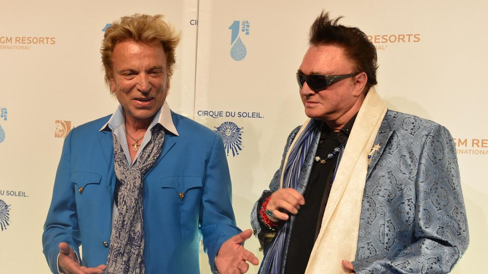 Siegfried Fischbacher & Roy Horn