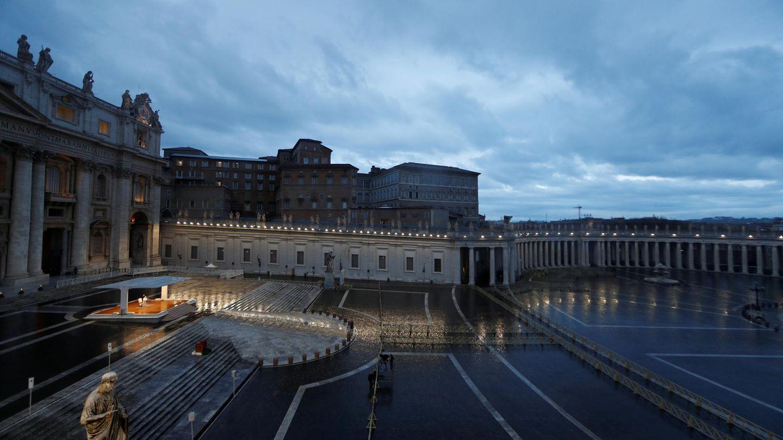 Petersplatz Vatikan
