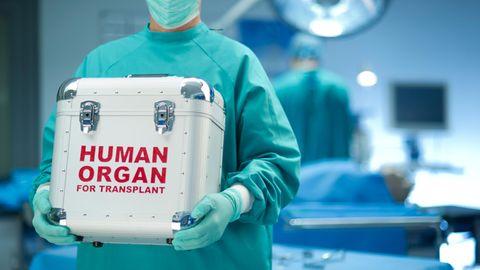 Herztransplantation