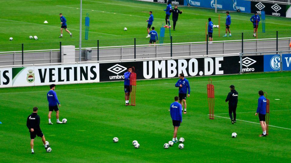 Corona Tests Bundesliga