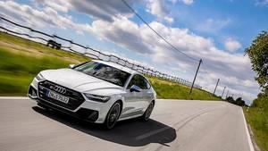 Audi hat europaweit alle S-Modelle auf Dieselantrieb umgestellt