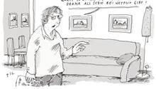 Til Mette: Corona und Netflix