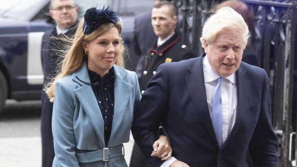 Großbritannien: Erst Corona überlebt, jetzt mit Baby der Vater der Nation – die Auferstehung des Boris Johnson