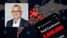 Statistiken zum Verlauf der Corona-Pandemie sind durch eine extrem hohe Dunkelziffer nicht sehr aussagekräftig
