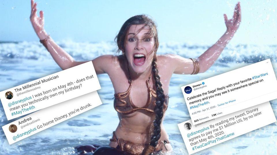 Disney will private Star-Wars-Erinnerungen für Werbung nutzen – doch die Fangemeinde schlägt zurück