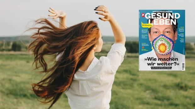 Gesundes Haar - die besten Tipps