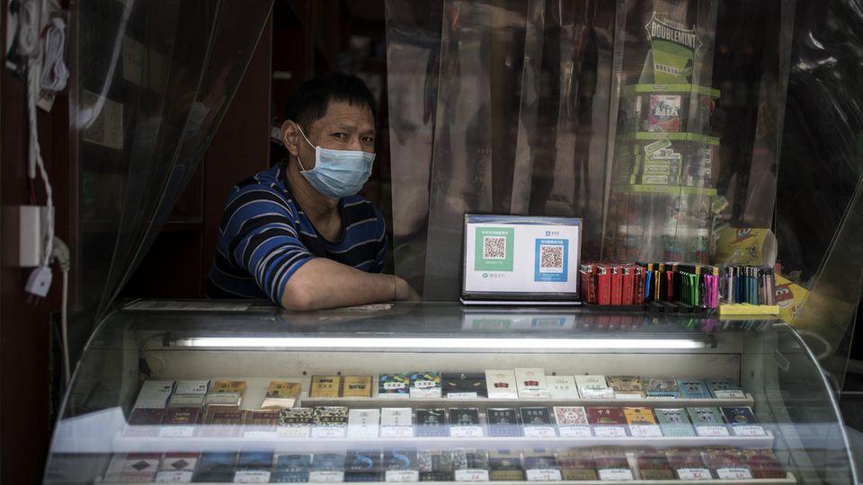 Mehreren Medienberichten zufolge kämpfen viele Geschäfte in Wuhan mit den hohen Mieten bei weniger Umsatz