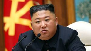 Nordkoreas DiktatorKim Jong Un