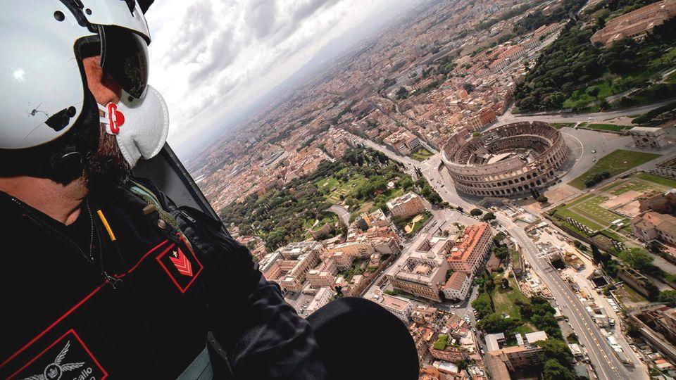 M. Beisenherz: Sorry, ich bin privat hier: Sempre CoRoma – eine Reise nach Italien