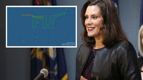 Michigans Gouverneurin Gretchen Whitmer