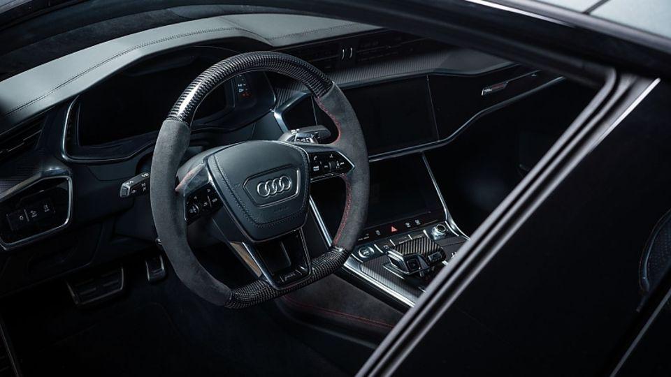 Beim Innenraum bleibt das Audi-Ambiente grundsätzlich erhalten